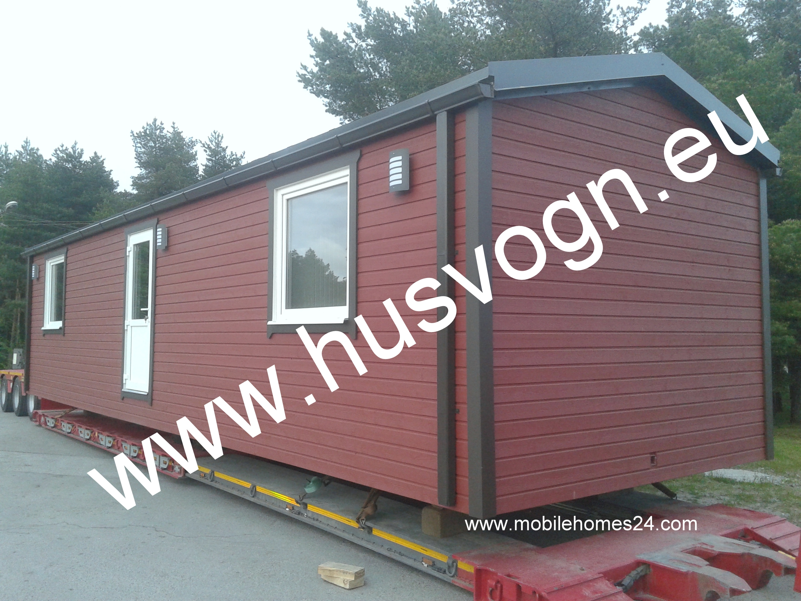 Husvogn, husvogner, husvogner til salgs, Estland mobile homes, mobile homes24