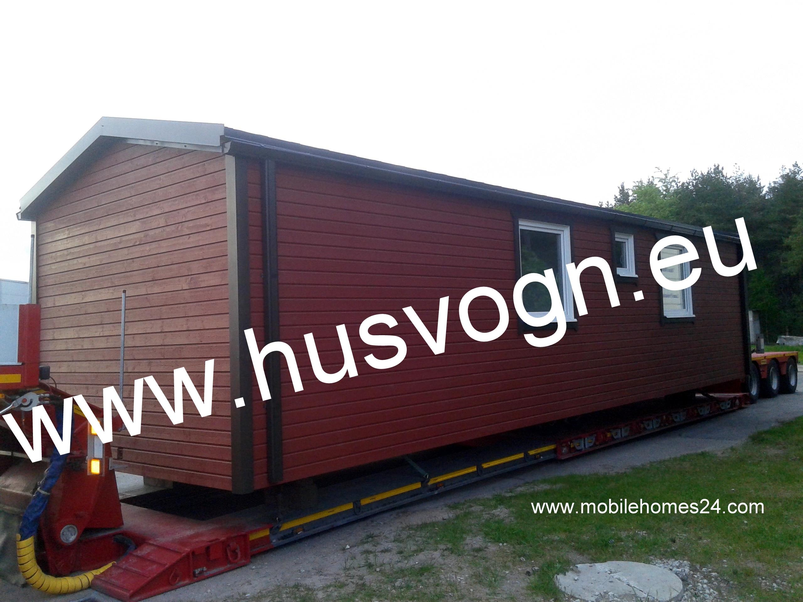 Husvogn, husvogner, husvogner til salgs, Estland mobile homes, static caravan