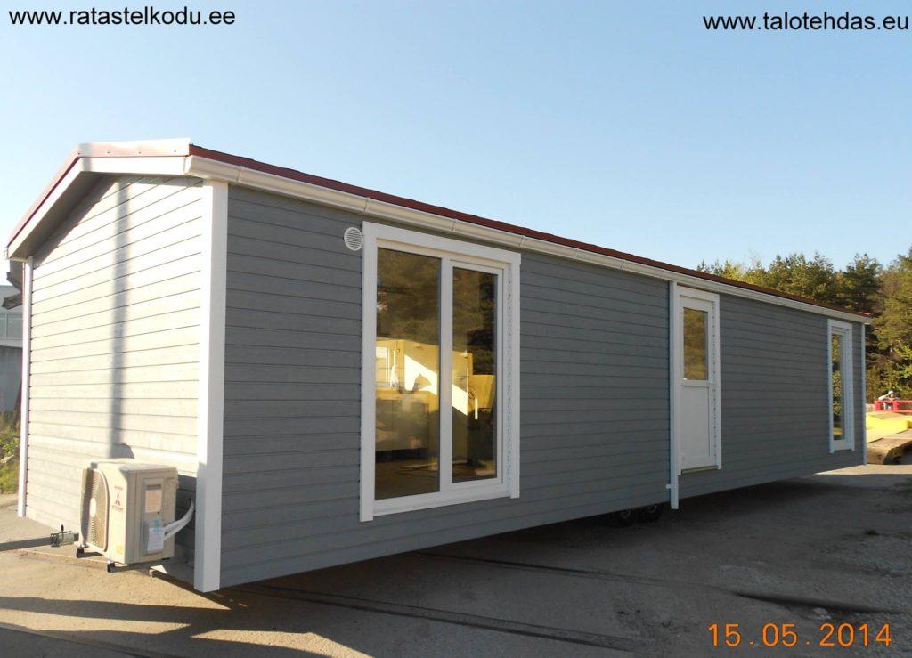 Talovaunu, villavagn husvogn, mobile homes, talotehdas