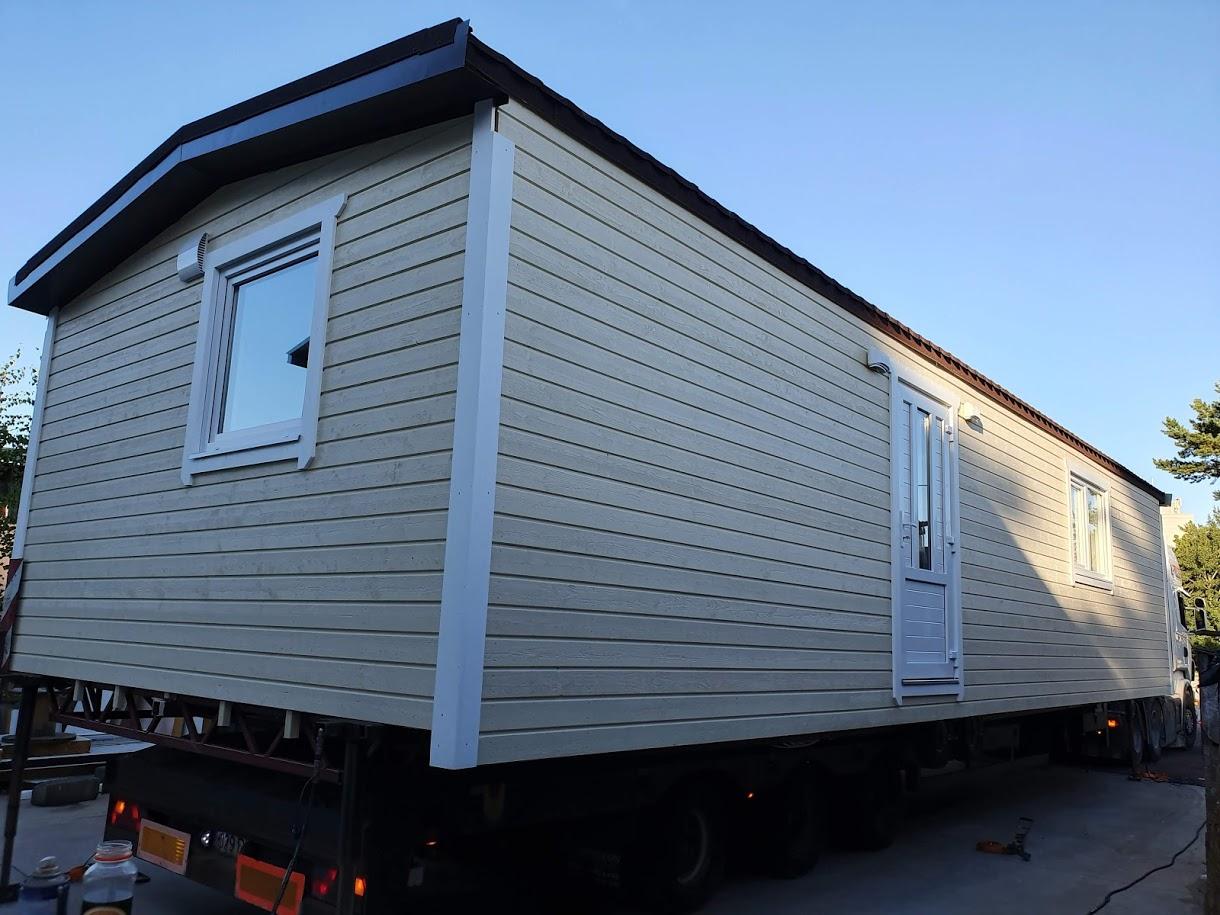 Ratastel maja, Ratastel majad, talovaunu, siirrettava talo, mökki, mobile homes, talotehdas