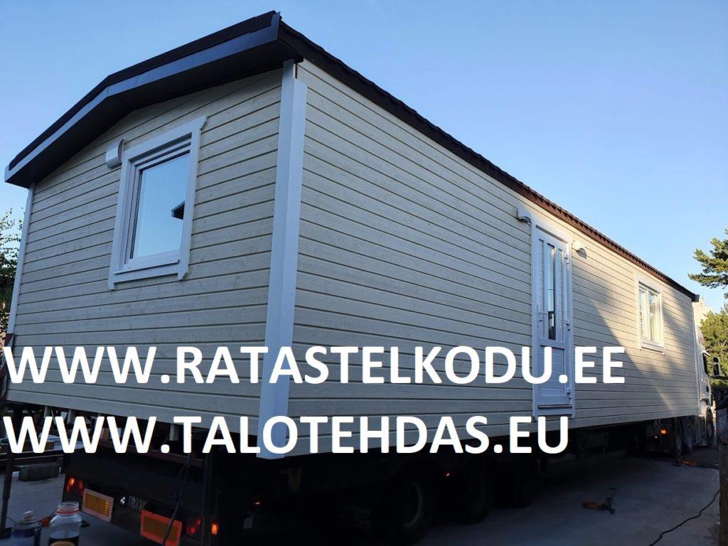 Ratastel maja, Ratastel majad, talovaunu, siirrettava talo, mokki, mobile homes, talotehdas, talotehdas logo