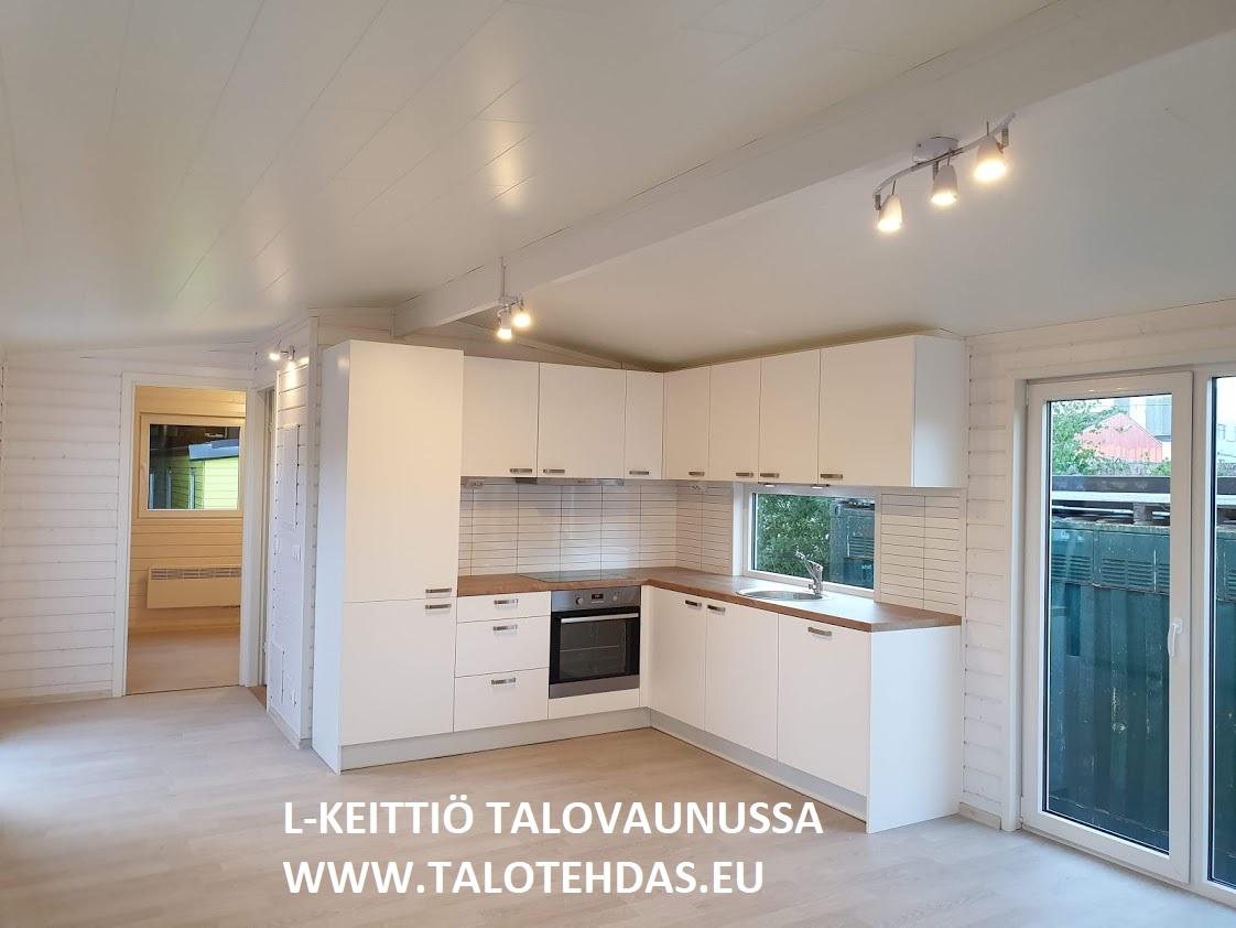Talovaunu 12x4,3 Talovaunu Virosta, talotehdas.eu, ratastelkodu.ee