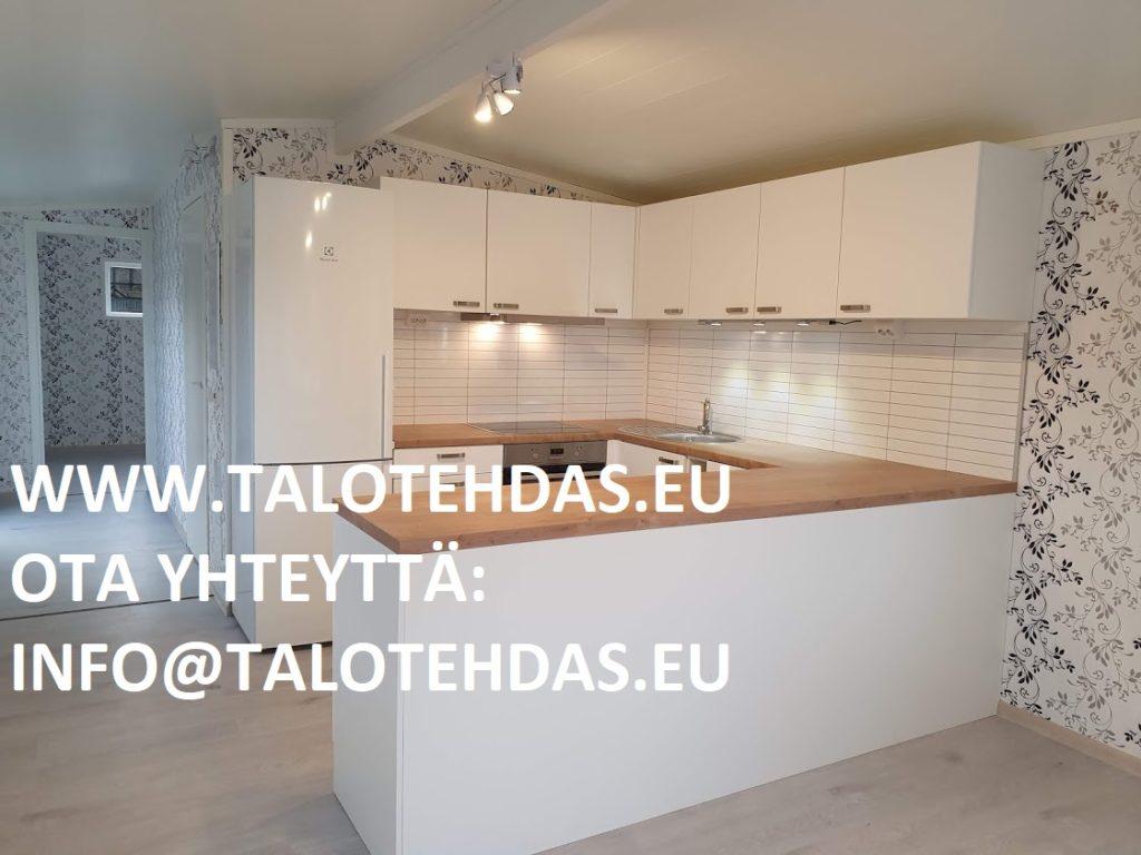 Talovaunu keittio_talopaketti virosta, talovaunu virosta, talotehdas.eu