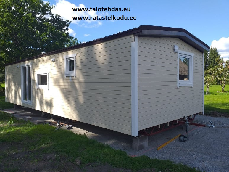 Talovaunu Virosta, villavagn, mobile homes