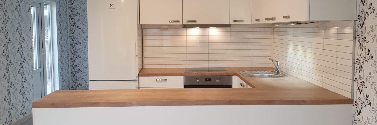 Talovaunu keittio, talotehdas