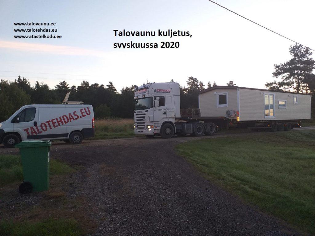 Talopaketti Virosta