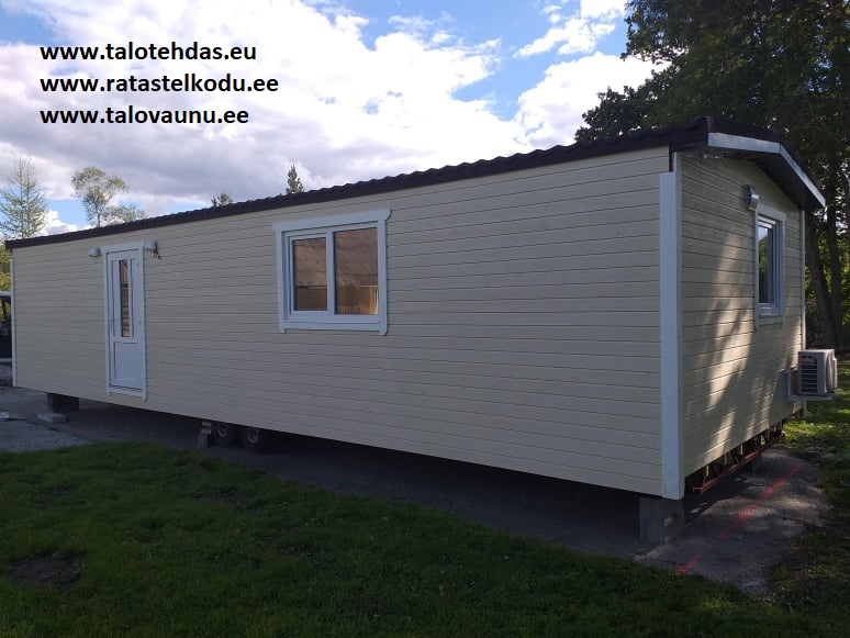 Talovaunu, mobile homes, villavagn
