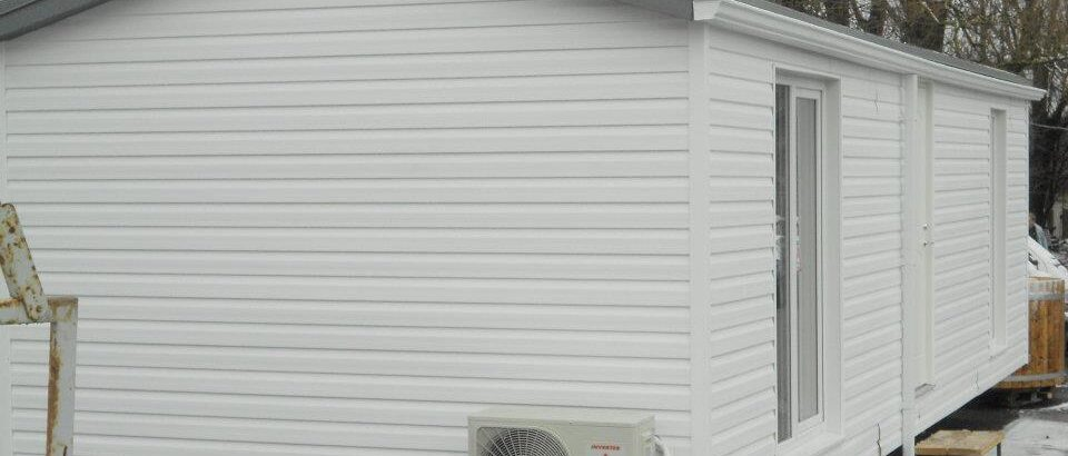 Talovaunu talotehdas ratastel maja