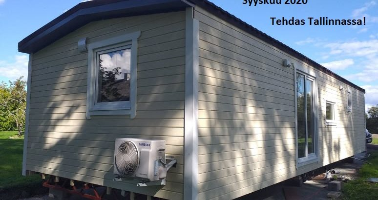 Talovaunu, talovaunut virosta, mobile homes, villavagnar
