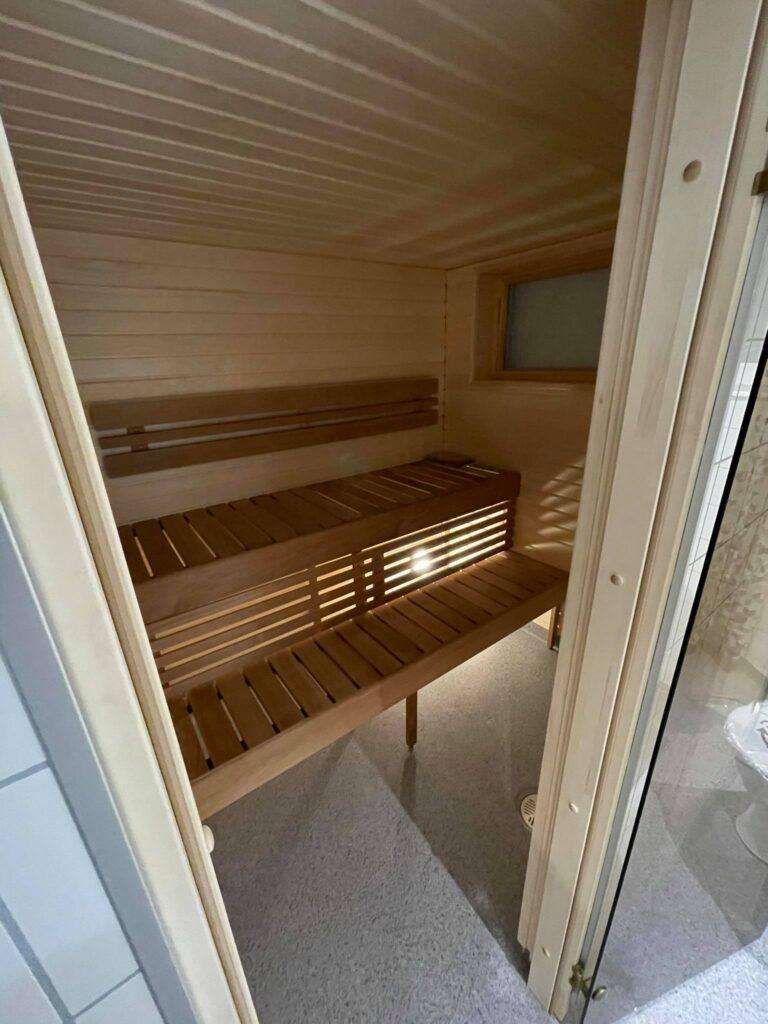 Talovaunu sauna